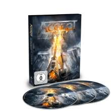 Accept: Symphonic Terror: Live At Wacken 2017 (Limited-Edition), 3 CDs