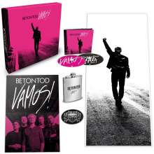 Betontod: Vamos! (Limited-Deluxe-Box), 2 CDs