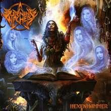Burning Witches: Hexenhammer, CD