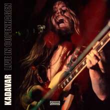 Kadavar: Live In Copenhagen (Limited-Edition), 2 LPs