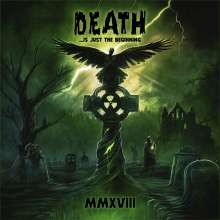 Death ...Is Just The Beginning, MMXVIII, CD