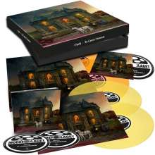 Opeth: In Cauda Venenum-Box (Transparent Yellow & Transparent Orange Vinyl), 2 CDs