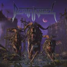 Death Angel: Humanicide, CD