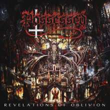 Possessed: Revelations Of Oblivion, CD