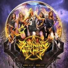 Burning Witches: Burning Witches + Burning Alive, CD