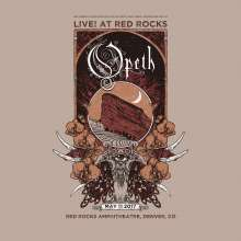 Opeth: Garden Of The Titans (Live At Red Rocks Amphitheater 2017), 2 CDs