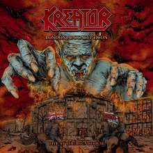 Kreator: London Apocalypticon: Live At The Roundhouse, CD