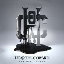 Heart Of A Coward: The Disconnect, CD