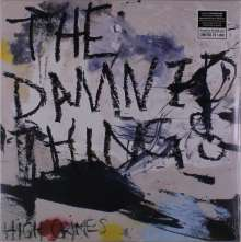 The Damned Things: High Crimes (Limited-Edition) (Yellow Vinyl), LP