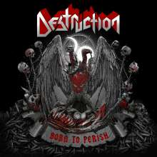 Destruction: Born To Perish, 2 LPs