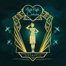 The Night Flight Orchestra: Aeromantic, 2 LPs