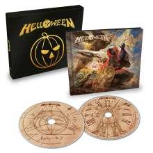 Helloween: Helloween (Limited Edition), 2 CDs