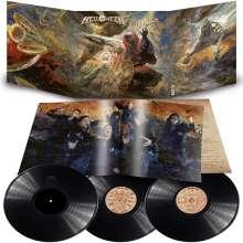 Helloween: Helloween (Limited Hologramm Edition), 3 LPs