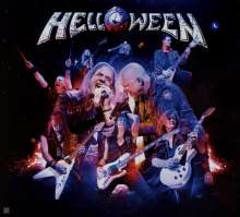 Helloween: United Alive In Madrid, 3 CDs