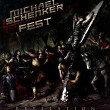 Michael Schenker: Revelation, 2 LPs