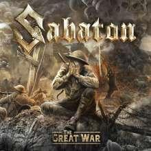 Sabaton: The Great War (180g) (Limited-Edition), LP