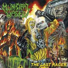 Municipal Waste: The Last Rager, LP