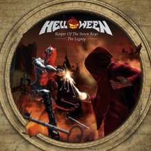 Helloween: Keeper Of The Seven Keys: The Legacy (Limited-Edition) (Clear Vinyl), 2 LPs
