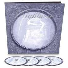 Nightwish: Once (Earbook), 4 CDs
