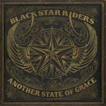 Black Star Riders: Another State Of Grace (Limited Edition Box Set) (Gold Vinyl), 1 LP und 1 CD