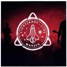 Madsen: Lichtjahre Live (180g) (Limited Edition), 2 LPs