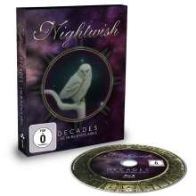 Nightwish: Decades: Live In Buenos Aires, Blu-ray Disc