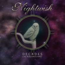 Nightwish: Decades: Live In Buenos Aires (Limited Edition), 3 LPs