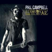 Phil Campbell: Old Lions Still Roar, CD