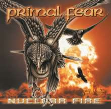 Primal Fear: Nuclear Fire (Limited-Edition) (Marbled Vinyl), 2 LPs