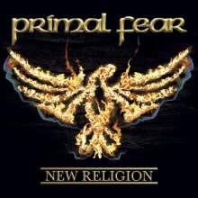 Primal Fear: New Religion (Reissue), CD