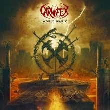 Carnifex: World War X, CD