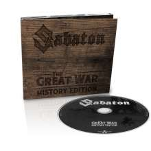 Sabaton: The Great War (Limited-History-Edition), CD