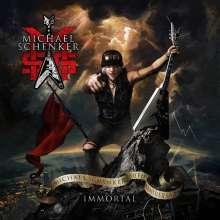 MSG (Michael Schenker Group): Immortal, CD
