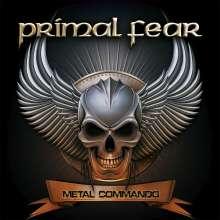 Primal Fear: Metal Commando, 2 CDs