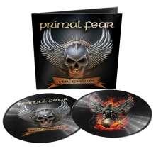 Primal Fear: Metal Commando (Picture Disc), 2 LPs