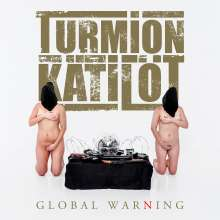 Turmion Kätilöt: Global Warming, CD