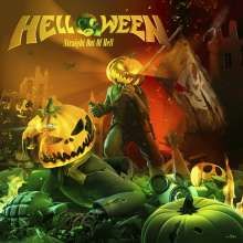 Helloween: Straight Out Of Hell (Remastered 2020) (Clear Vinyl), 2 LPs