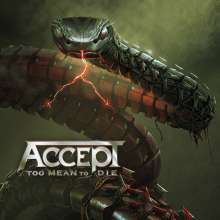 Accept: Too Mean To Die, CD