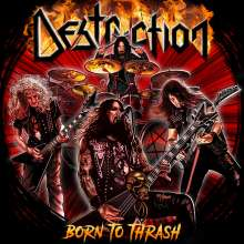 Destruction: Born To Thrash: Live In Germany, 2 LPs