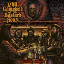 Phil Campbell: We're The Bastards, CD