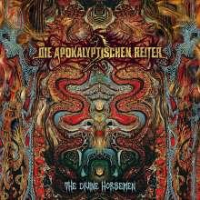 Die Apokalyptischen Reiter: The Divine Horsemen, 2 CDs