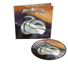 """Helloween: Skyfall (Picture Disc), Single 12"""""""