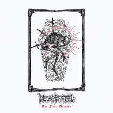 Decapitated: The First Damned (Digipak), CD
