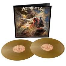 Helloween: Helloween (Limited Edition) (Gold Vinyl), 2 LPs