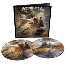 Helloween: Helloween (Limited Edition) (Picture Disc), 2 LPs