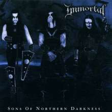 Immortal: Sons Of Northern Darkness, CD