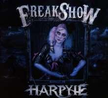 Harpyie: Freakshow, CD