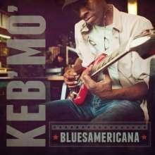 Keb' Mo' (Kevin Moore): Bluesamericana, CD