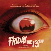 Original Soundtrack (OST): Filmmusik: Friday The 13th (180g), LP