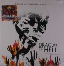 Christopher Young: Filmmusik: Drag Me To Hell (O.S.T.) (180g) (Hell-Fire Colored Vinyl), 2 LPs